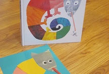 Eric Carle / by Laura Spillers