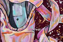 Dance Art Paintings