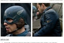 Captain America/Steve Rogers ♥♥ ♥♥ ♥♥ / ❤ Even when I had nothing, I had BUCKY. ❤