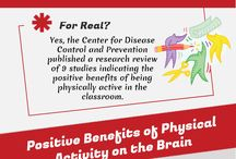 Body-Brain System / Connections between the body and brain—using exercise and movement to energize the brain and promote learning.