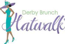 Kentucky Derby Styles for Derby Hatwalk