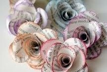 Paper Prettiness / It's amazing what you can create with paper