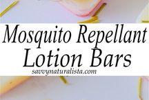 Lotion Bars / DIY Lotion Bars recipes