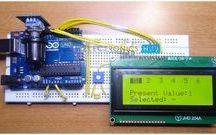 Rotary Encoder with Arduino