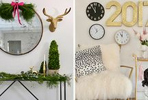 DIY HOLIDAY WALL DECOR WITH SABRINA SOTO