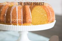 Bundt Cakes / The Bundt Project is the 10 most popular Cake Mix Doctor Bundt recipes. With each recipe, we provided instructions for baking it with both size mixes. And the recipes have been slightly reinvented for the way we bake today — no instant pudding mix, for example, and less sugar and fat when possible. Buy the downloadable PDF here http://cakemixdoctor.com/10-essentials-bundt-project/
