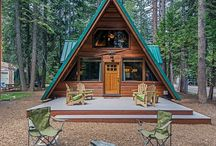 cabins and..