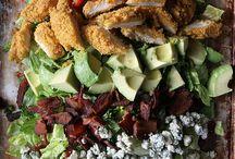 SALADS / Chicken Cobb Salad