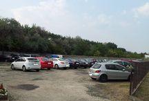 Szolgáltatásaink / Őrzött reptéri parkoló