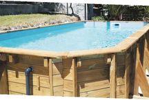 piscine bois / et creation de piscine en bois