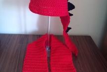 Crochet School Spirit - Go Dragons! / by Becky Gilleland-Gibson