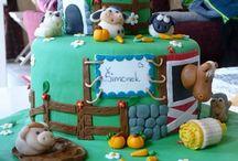 My cakes / Můj sladký koníček :-)