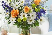 Flower arangement