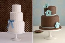 Inspiration •Wedding cakes / Cakes!
