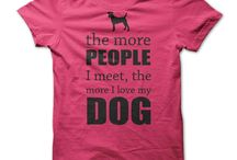 Doggie Lovers T-shirts / by Earl Netwal