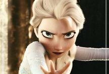 Frozen / by Denise Becerra-Flores