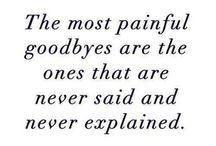 Sad, Heartbroken Quote