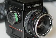Cameras / Mostly vintage.