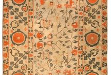 Unique and beautiful Khotan rugs
