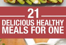Meals for 1# / Healthy Meals