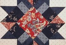 Quilt blocks:Benjamin Franklin