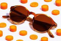 Sunglasses still life