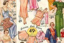 Storia dell' abbigliamento