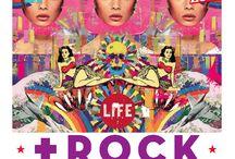COLLAGE + ROCK / No te pierdas este sábado 27 de Julio un nuevo curso de Collage + Rock!
