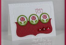 StampinUp Bright Blossoms / by Aletta Heij
