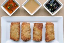 Saucy! | Sauce Recipes / Need a sauce to go with that? This board has sauce recipes, dipping sauce recipes, finishing sauce recipes, side dish sauce recipes, pasta sauce recipes, gravy recipes, and more! Get my own sauce recipes here: https://bigflavorstinykitchen.com/tag/sauce/, & follow my other boards here: https://www.pinterest.com/bigflavors/boards/