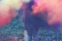 """[写真] Smoke / Photography > Smoke ♡ """"Is It Just Smoke & Mirrors?"""" ♡"""