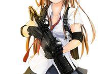 arm anime