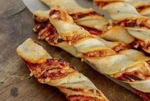 Pizza Kleinigkeiten