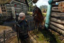 Witcher fun screens / Fun screenshots during playing game :D