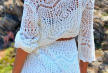 ropa de crochet