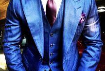 Suit & tie / Nice