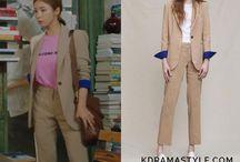 Korean Drama Outfit