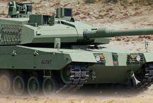 military vehicles (askeri araçlar)