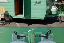 Retro/Vintage caravans and trailers / Inspiration for buying one to be restored....dreaming big !!