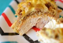 Easy dinners- yes, please! / by Amy Frye