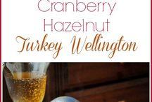 Turkey Wellington