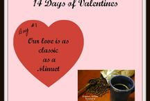 Our Days of Valentines Series!  / Our Valentine Celebrations & How our Customers create time!