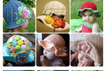 Cintillos crochet