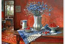Margaret Olley Art
