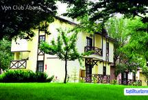 Von Club Abant / Von Club Abant, sonbaharın harika renkleri ile tanışmak ve Abant'ın doğasını keşfetmek için harika bir seçenek!
