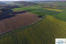 Photos aériennes de paysages réalisées par drone / Découvrez de nombreuses photos aériennes de paysages, campagne, montagne, forêt, rivière et bien d'autre, photographié d'un drone