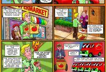 Inspirational Comic Strips