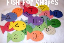 Kids: Shapes / by Danielle Khazeni