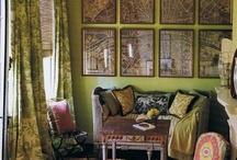 idealistic places / places I love, furniture, living spaces.