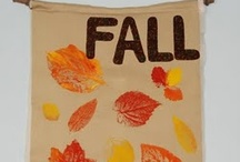 Fall craft for class / by Courtney Calderone White
